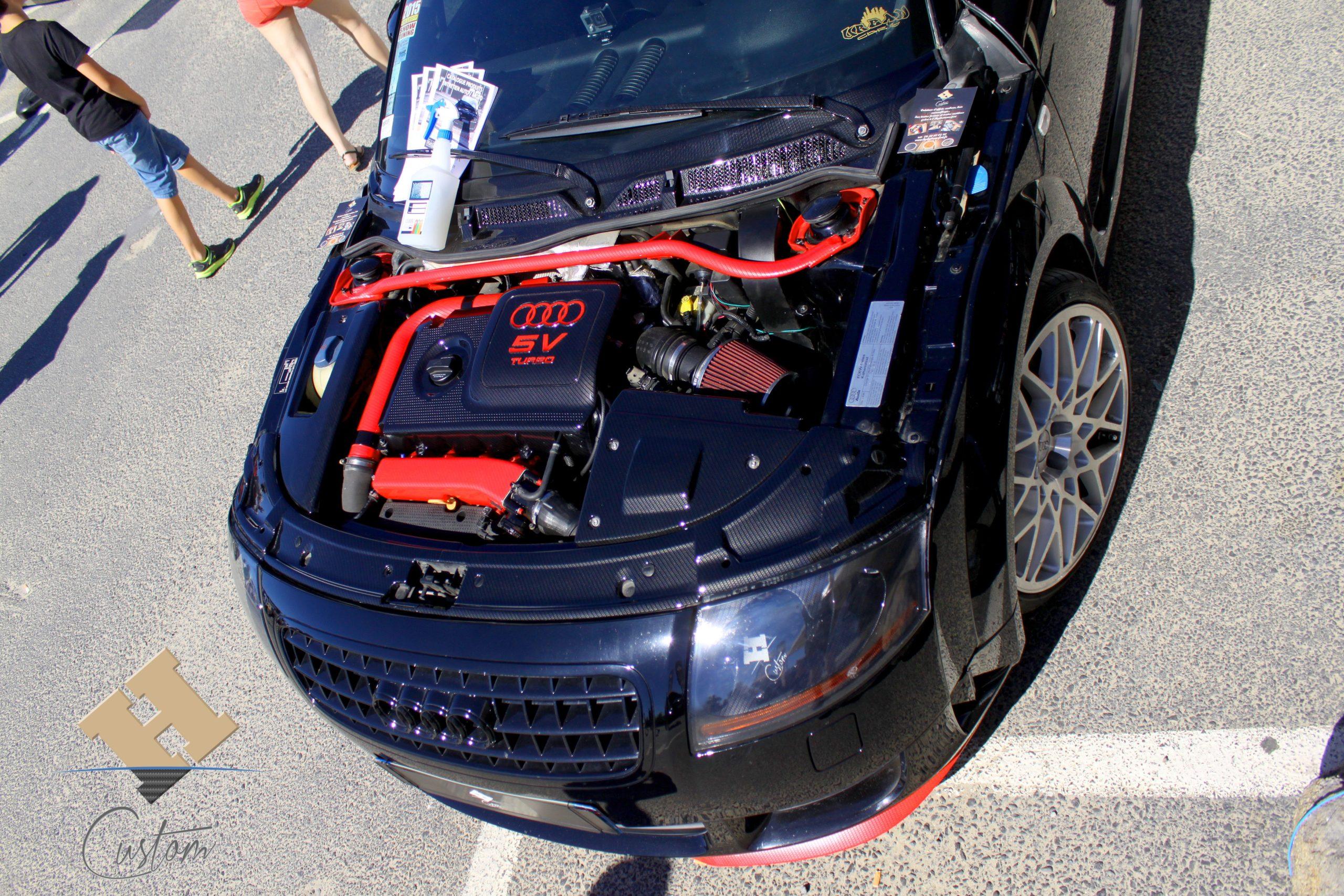 Audi TT carbone