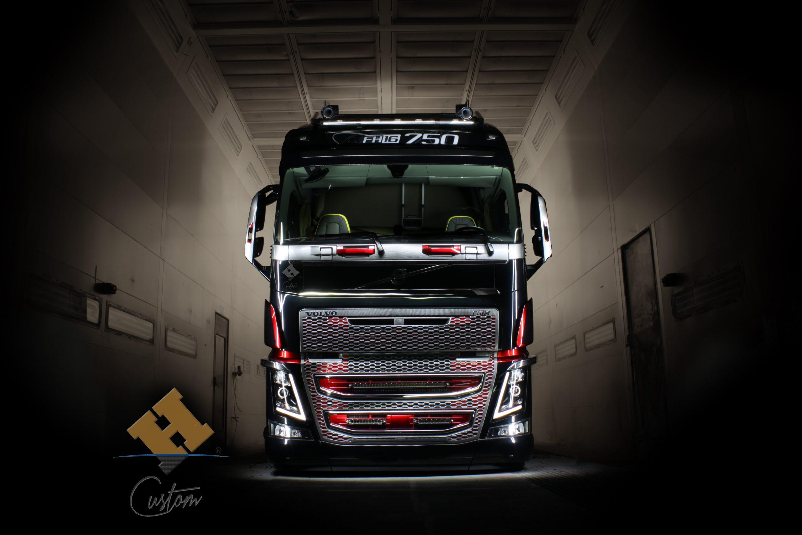 Volvo FH750