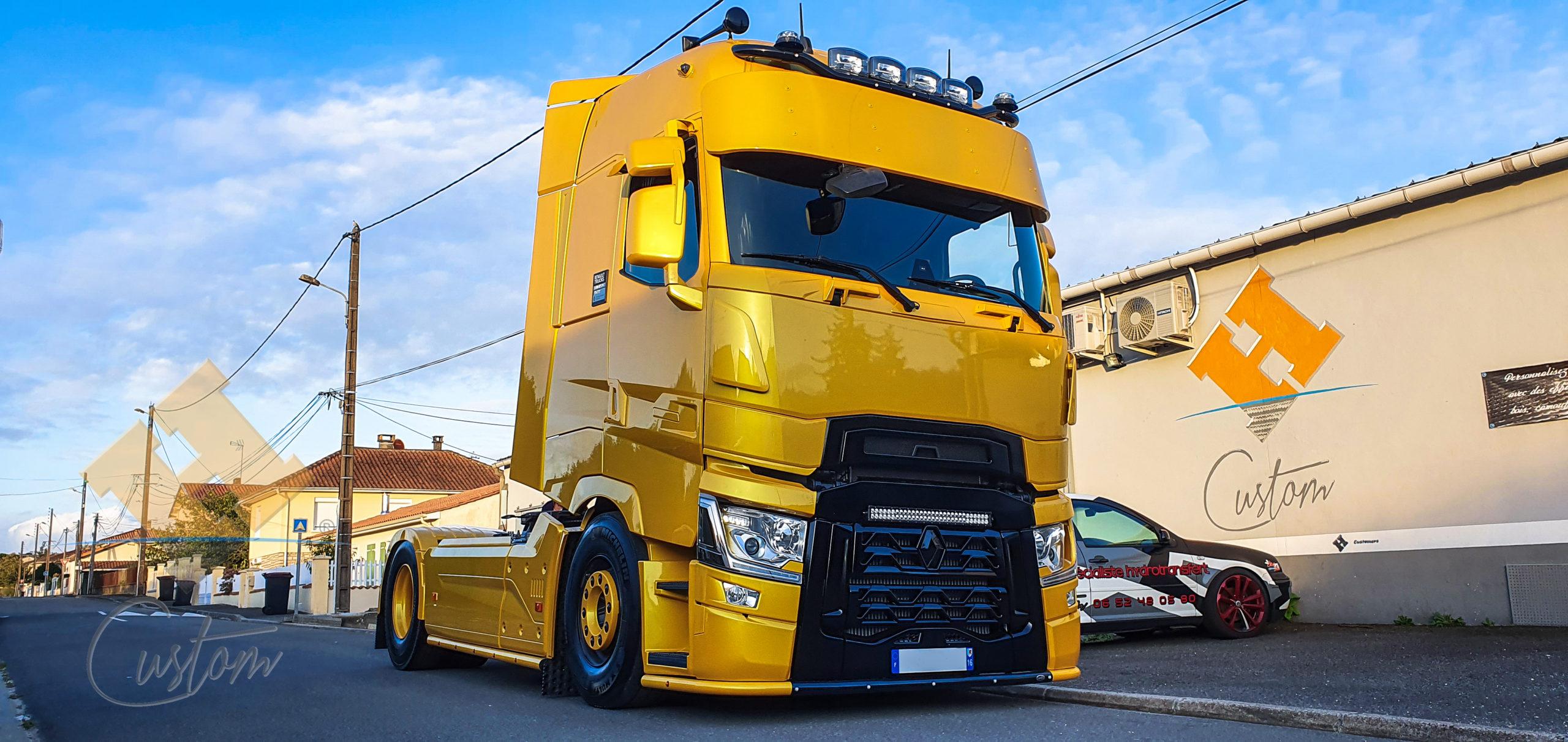 Renault truck Sport