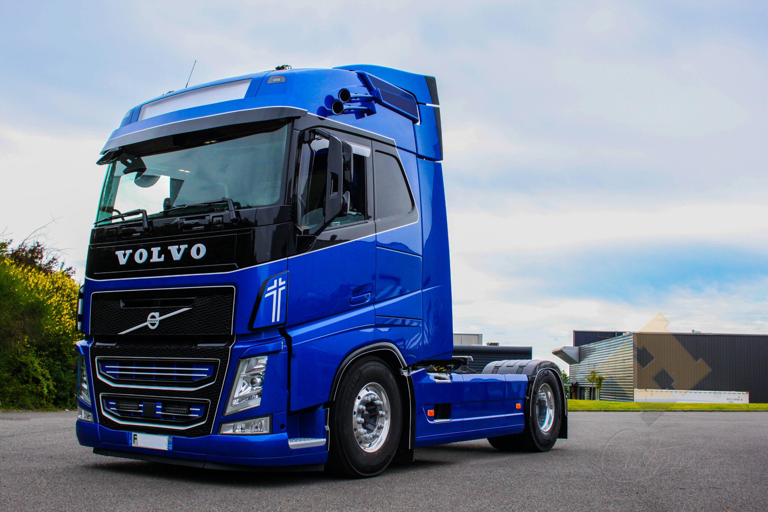 Volvo FH4 Yacht Edition